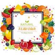 NATURAL FLAVOUR  Aromaları (15)